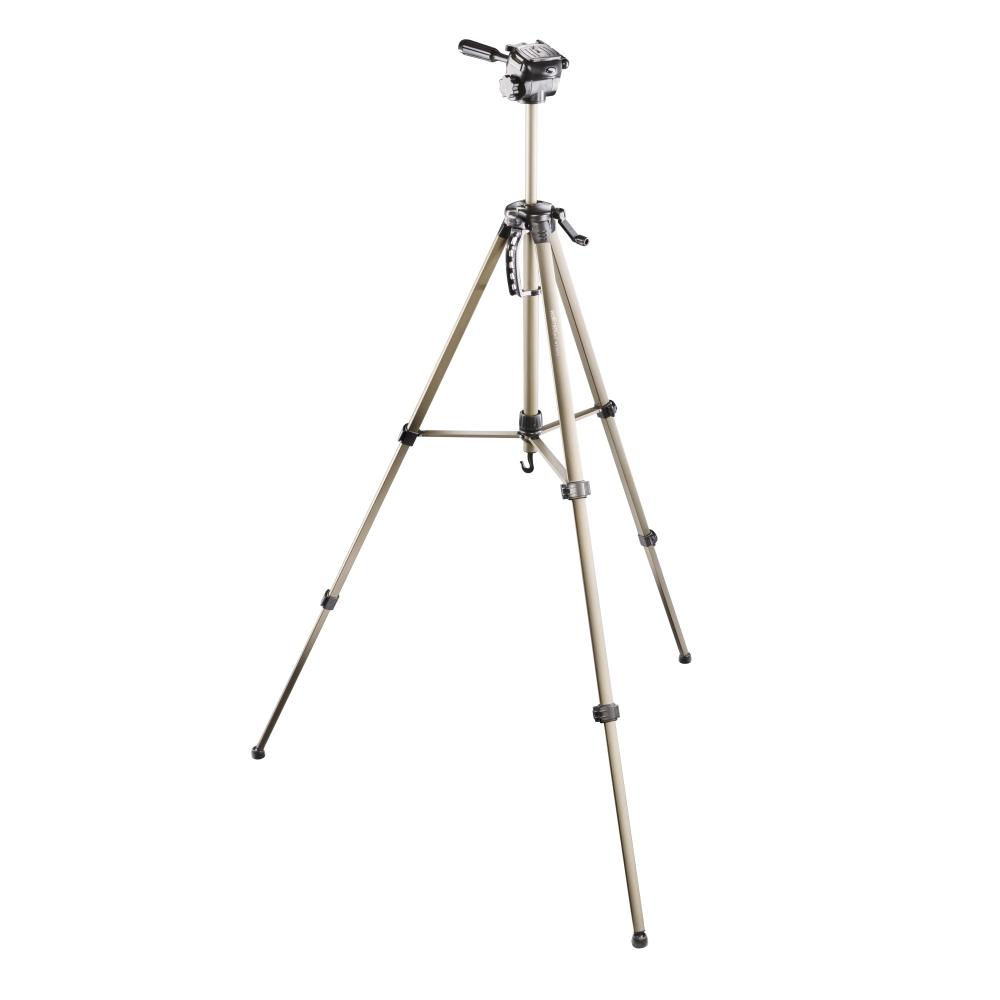 walimex WT-3570 Basic-Stativ mit 3D-Neiger, 165cm