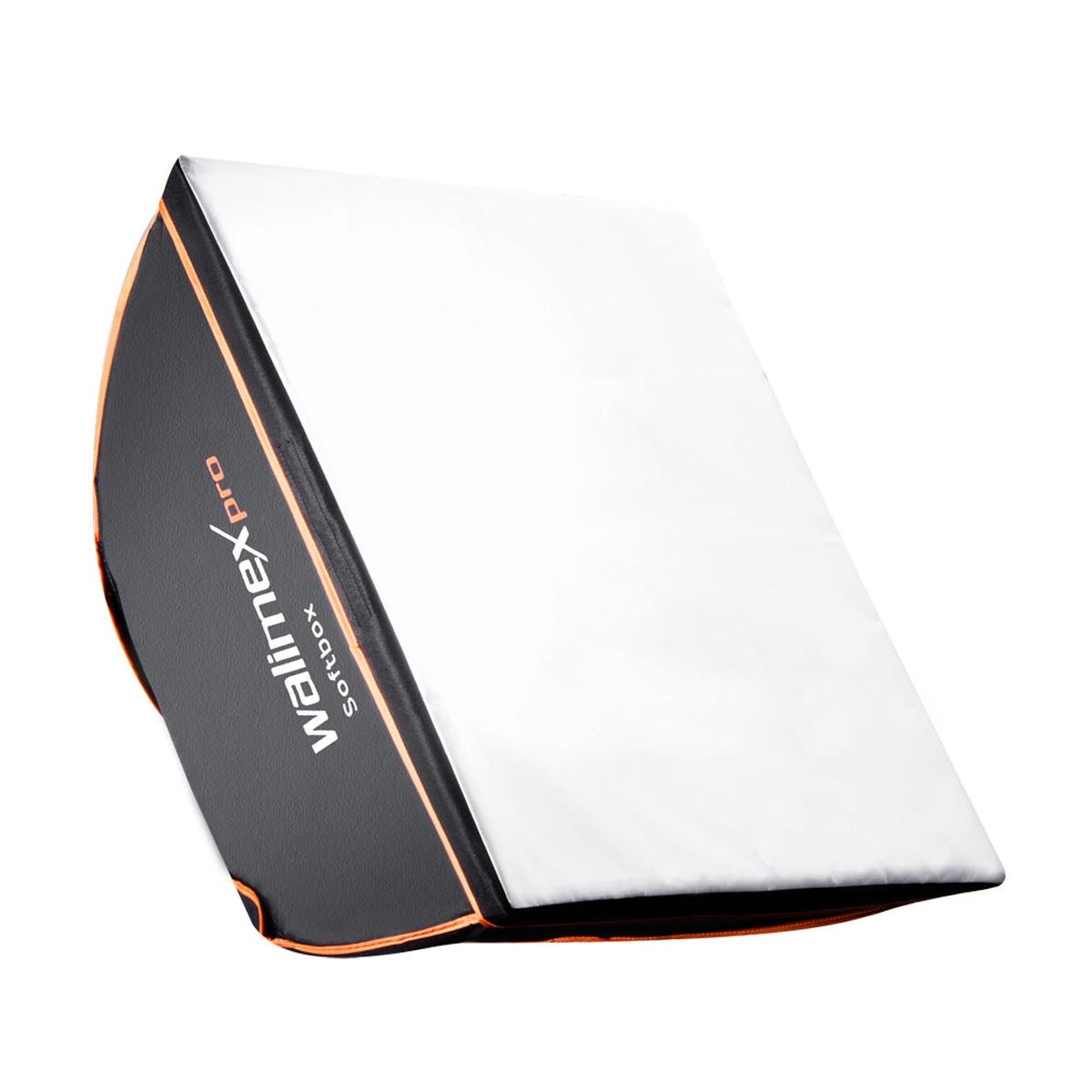 walimex pro Softbox Orange Line 40x40cm walimex pro /& K