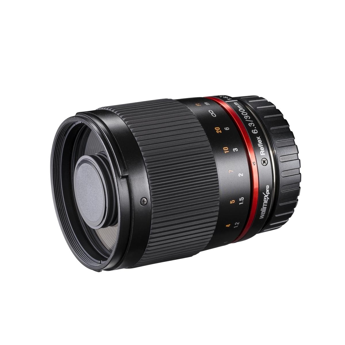 walimex pro 300/6,3 CSC Spiegeltele Objektiv für Sony E schwarz | eBay