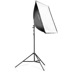 walimex Daylight Set 250+Softbox, 40x60cm