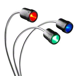 walimex Makro 3-fach LED Leuchte