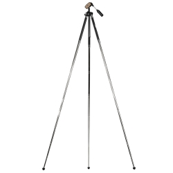 walimex Teleskop- & Kurbelstativ, 118cm