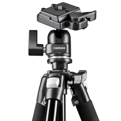 mantona Scout MAX tripod with ball head 157cm