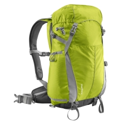 mantona Elements Outdoor Backpack lime