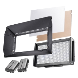 walimex pro LED Square 312 D
