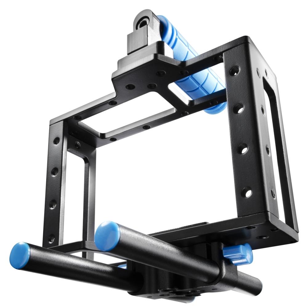 walimex pro Objektivauflage für Video Rig Schulterstativ B-Ware